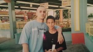 LIl Joe and Joselito in florida 4